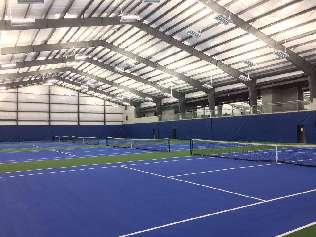 Pearson Automotive Tennis Club Frasure Reps Sports Lighting