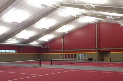 Indoor Court Lighting Frasure Reps Sports